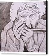 Enjoying Life Canvas Print by Pratik Koli