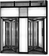 Entrance Canvas Print by Thomas Splietker