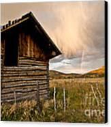Evening Storm Canvas Print by Jeff Kolker