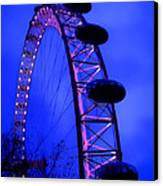 Eye Of London Canvas Print
