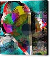 Eye Tracking  Canvas Print