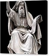 Ezekiel  Canvas Print