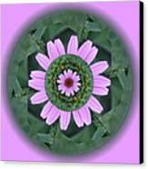 Fantasy Flower Canvas Print by Linda Pope