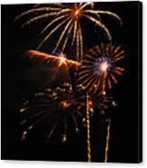 Fireworks 1580 Canvas Print