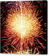 Fireworks_1591 Canvas Print