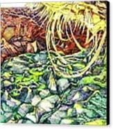 First World Canvas Print by Richard Stratford