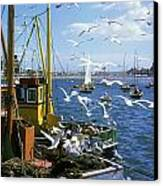 Fishing Boat Canvas Print by The Irish Image Collection