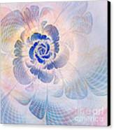 Floral Impression Canvas Print by John Edwards