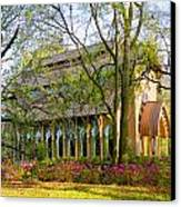 Florida The Baughman Center Canvas Print by Russell Grace