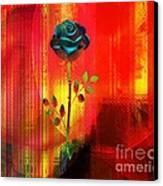 For My Love Canvas Print by Fania Simon