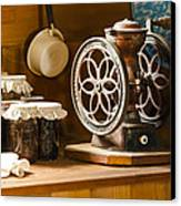 Forgotten Kitchen Of Yesteryear Canvas Print by Carolyn Marshall