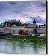 Fortress City Canvas Print by Anthony Citro