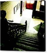 Foyer Canvas Print by Jessica Brawley