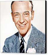 Fred Astaire, Ca. 1941 Canvas Print by Everett