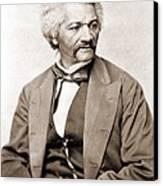 Frederick Douglass 1818-1895, Former Canvas Print