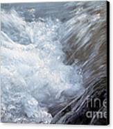 Froth Canvas Print