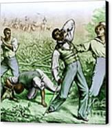 Fugitive Slave Law Canvas Print