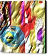 Fullmix Canvas Print by Rosana Ortiz