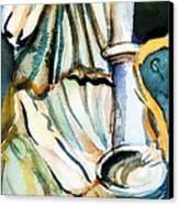 Gabriel Canvas Print by Mindy Newman