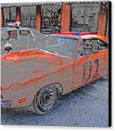 General Lee One Canvas Print