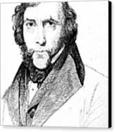 George Cruikshank (1792-1878) Canvas Print by Granger