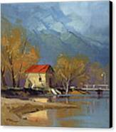 Glenorchy Canvas Print
