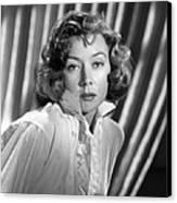 Gloria Grahame, Ca. Early 1950s Canvas Print by Everett