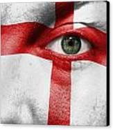 Go England Canvas Print
