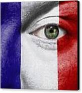 Go France Canvas Print by Semmick Photo