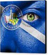Go Las Vegas Canvas Print