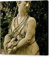 Goddess Of The Bayou Canvas Print