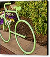 Going Green Canvas Print by Marianne Campolongo