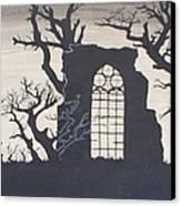 Gothic Landscape Canvas Print