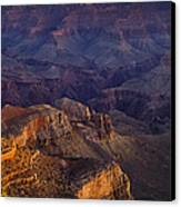Grand Canyon Panorama Canvas Print by Andrew Soundarajan