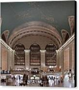 Grand Central Station The Main Canvas Print