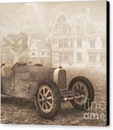 Grand Prix Racing Car 1926 Canvas Print by Jutta Maria Pusl