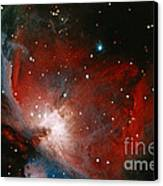 Great Nebula In Orion Canvas Print by Science Source