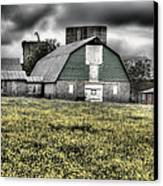 Grey Scale Canvas Print by JC Findley