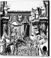 Griffith: Intolerance 1916 Canvas Print by Granger