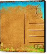 Grunge Color On Old Postcard Canvas Print by Setsiri Silapasuwanchai
