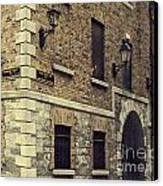 Guinness Storehouse Dublin Canvas Print by Louise Fahy