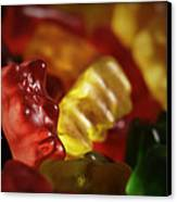Gummi Bears Canvas Print by Rick Berk