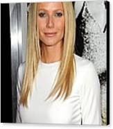 Gwyneth Paltrow At Arrivals For Country Canvas Print