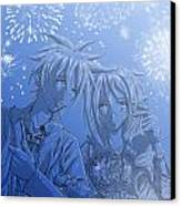 Hanabi Canvas Print