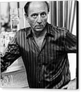 Harold Robbins 1916-1997, American Canvas Print by Everett