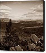 Hawk Mountain Sanctuary S Canvas Print