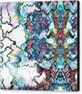Hazed Dreams Canvas Print by Christopher Gaston