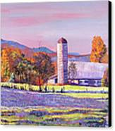 Heartland Morning Canvas Print