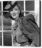 Helen Hayes, 1940 Canvas Print by Everett