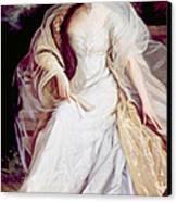 Helen Taft 1861-1943, First Lady Canvas Print